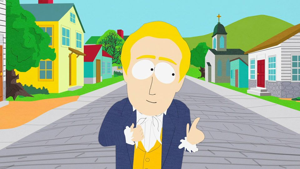 All About Mormons - Season 7 Episode 12 - South Park
