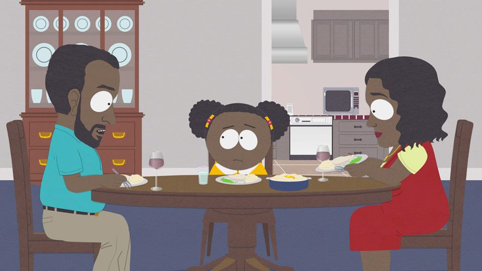 Just TRY The White Meat (Season 16 - episode 7 - Cartman Finds Love)