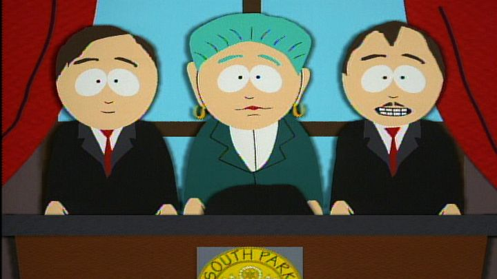 Kathie Lee is Coming - Season 1 Episode 2 - South Park