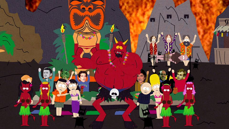 Do the Handicapped Go to Hell? - Season 4 Episode 10 - South Park