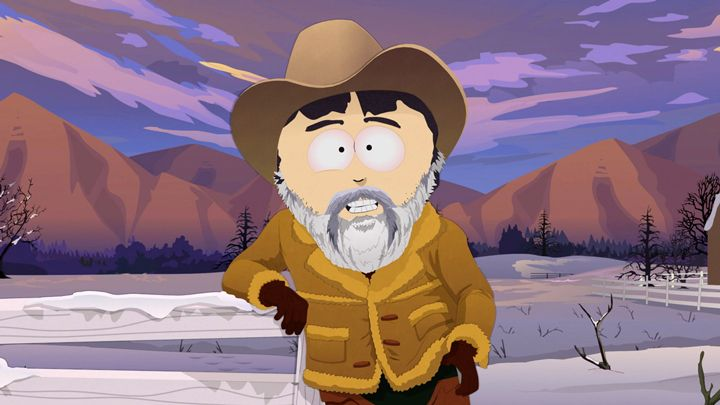 Marijuana-Free Christmas Snow - Season 23 Episode 10 - South Park