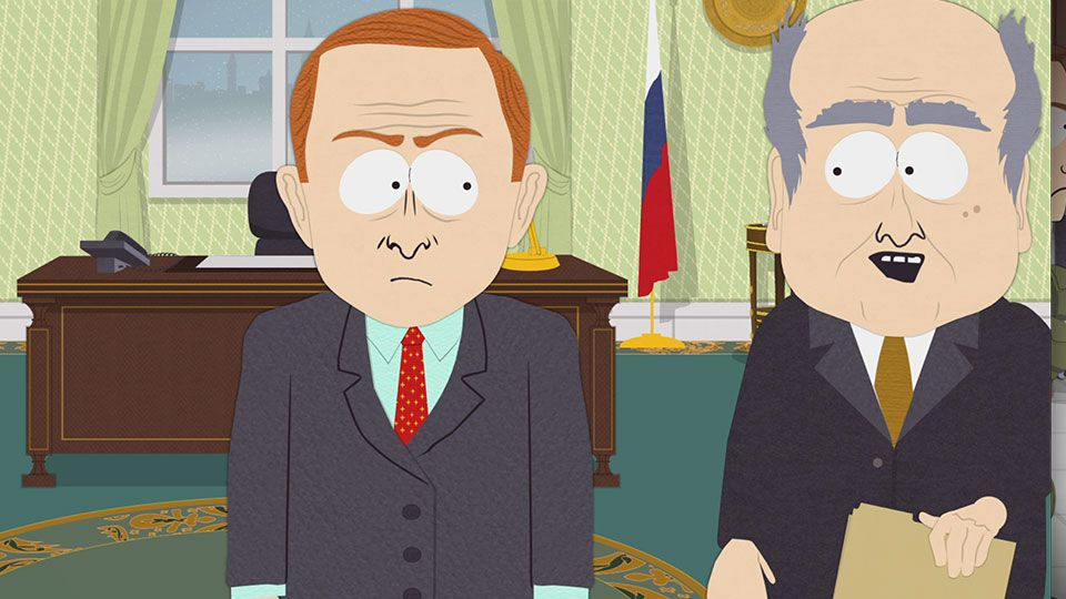 Member the Cold War? - Seizoen 20 Aflevering 8 - South Park