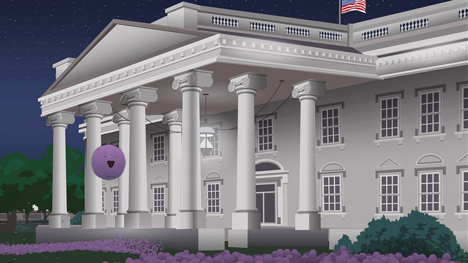 Memberberries at the White House - Seizoen 20 Aflevering 8 - South Park