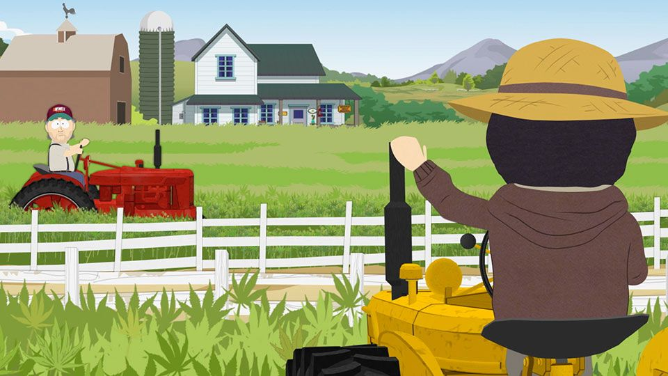 Morning Neighbor (Season 22 - episode 4 - Tegridy Farms)