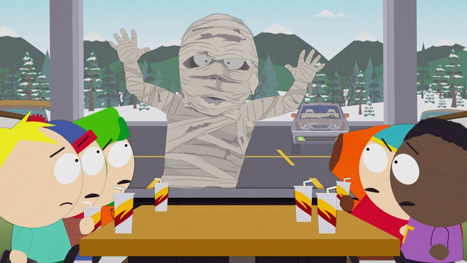 Mummy's Can Smell Fun - Seizoen 23 Aflevering 5 - South Park