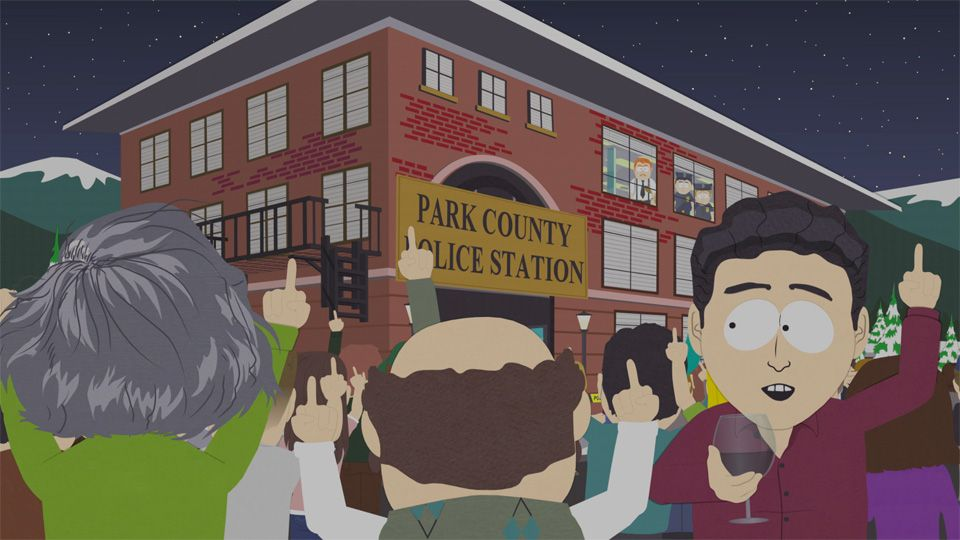 No to Pigs! - Seizoen 19 Aflevering 7 - South Park