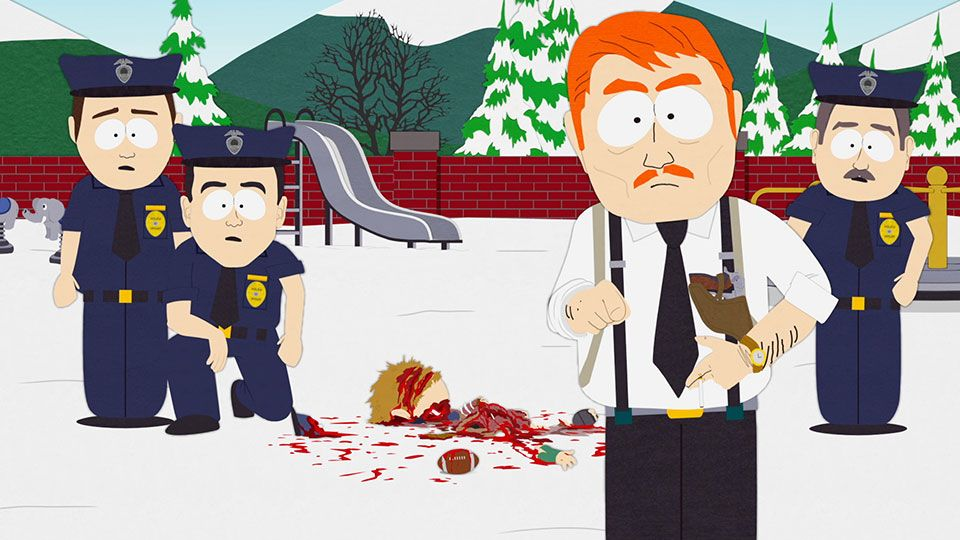 Not Another School Shooting - Seizoen 22 Aflevering 6 - South Park