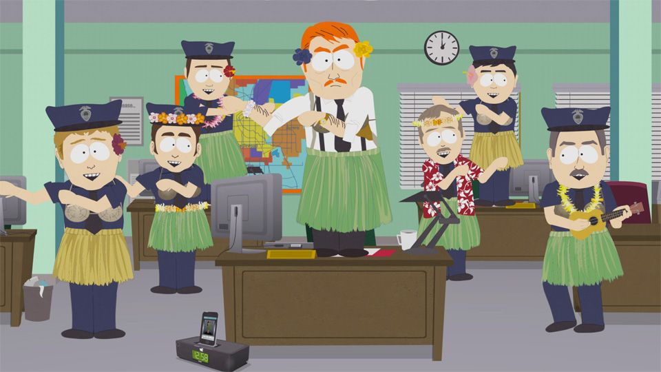 Not Enough Time to Deal with ISIS - Seizoen 19 Aflevering 7 - South Park