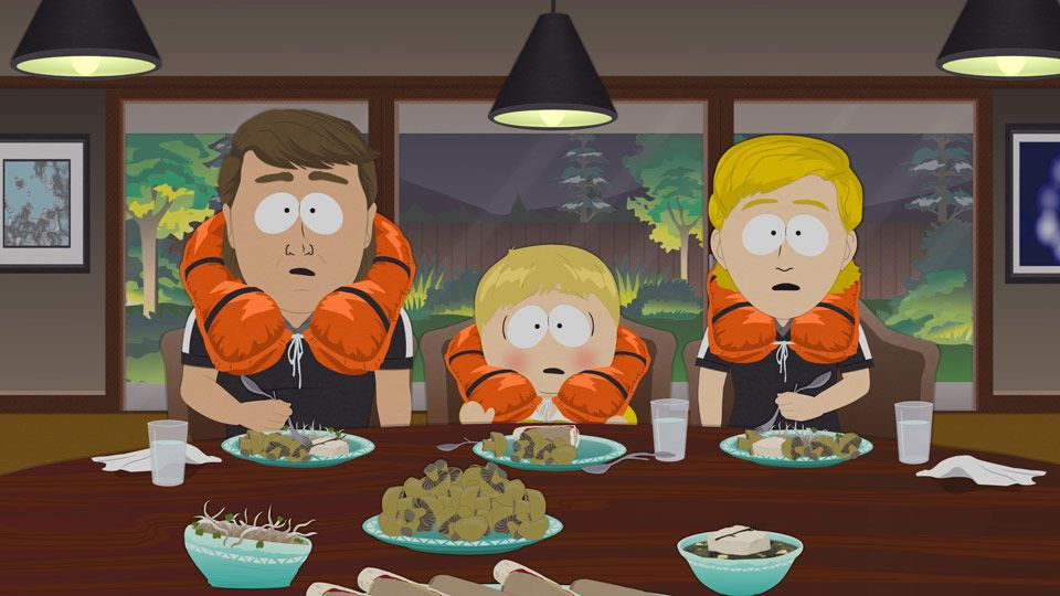Not the Feegans!! - Seizoen 15 Aflevering 11 - South Park