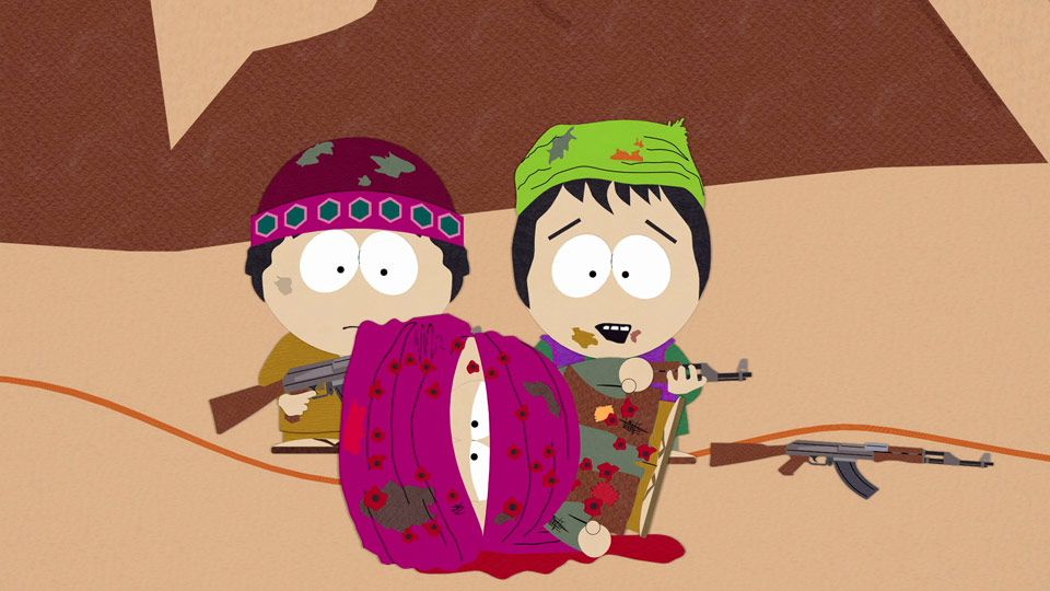 Oh Allah--They Killed Kenny! (Season 5 - episode 9 - Osama Bin Laden Has Farty Pants)
