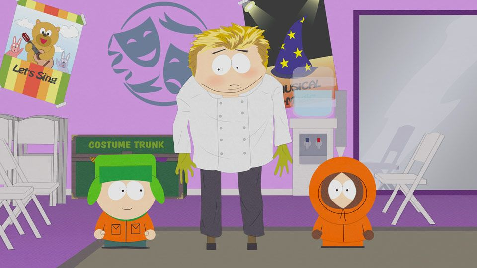 Oh My God, It's Gordon Ramsay!! (Season 14 - episode 14 - Crème Fraiche)