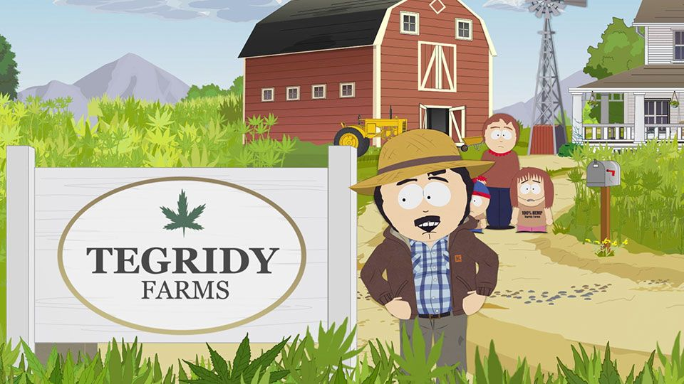 On a Colorado Farm (Season 22 - episode 4 - Tegridy Farms)