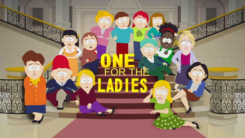 One For the Ladies - Season 23 Episode 8 - South Park