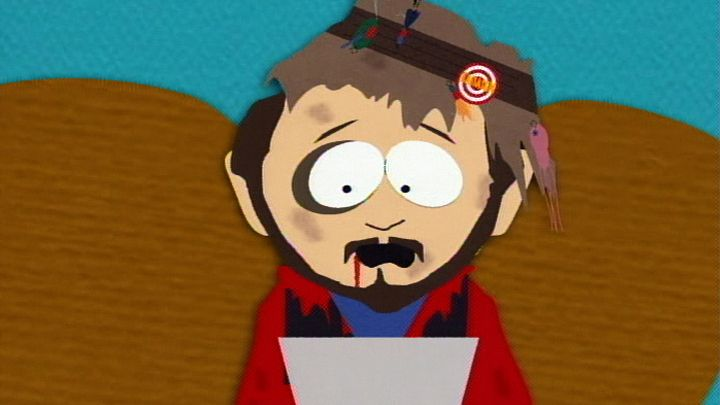 Poor People Camps - Season 2 Episode 10 - South Park