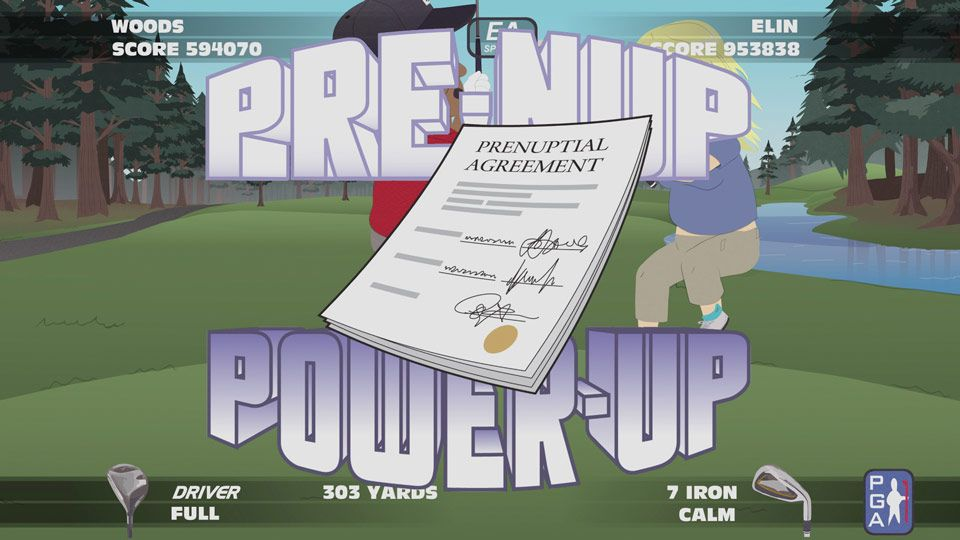 PRE-NUP POWER-UP!! (Season 14 - episode 1 - Sexual Healing)
