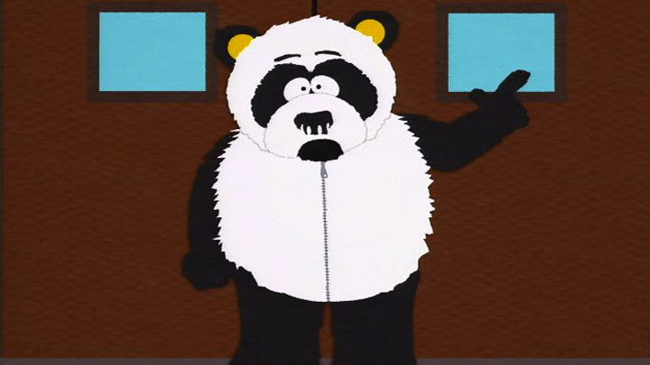 Public Service Announcement (Season 3 - episode 6 - Sexual Harassment Panda)