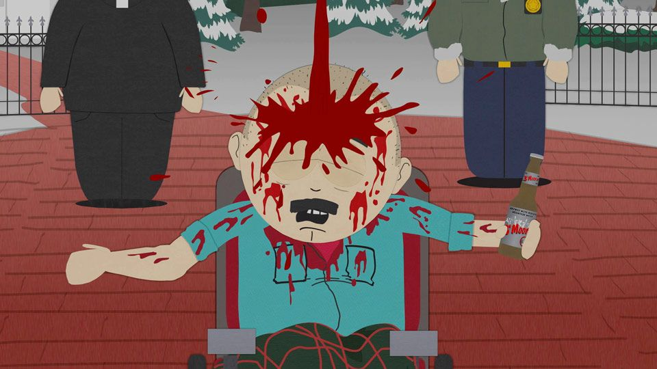 Randy is Cured (Season 9 - episode 14 - Bloody Mary)