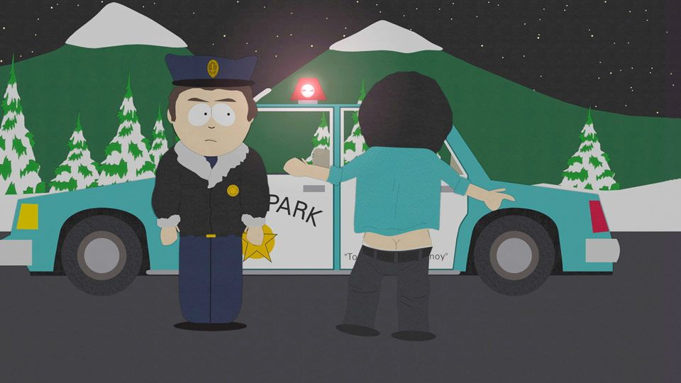 Bloody Mary - Season 9 Episode 14 - South Park