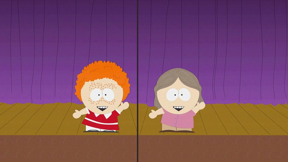 Red Power (Season 9 - episode 11 - Ginger Kids)