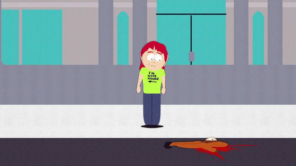 Rightful Persecution (Season 4 - episode 6 - Cartman Joins NAMBLA)