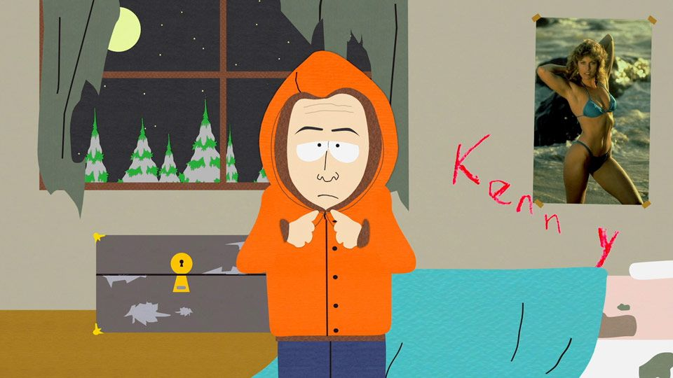 Rob Schneider Is Kenny (Season 6 - episode 15 - The Biggest Douche in the Universe)