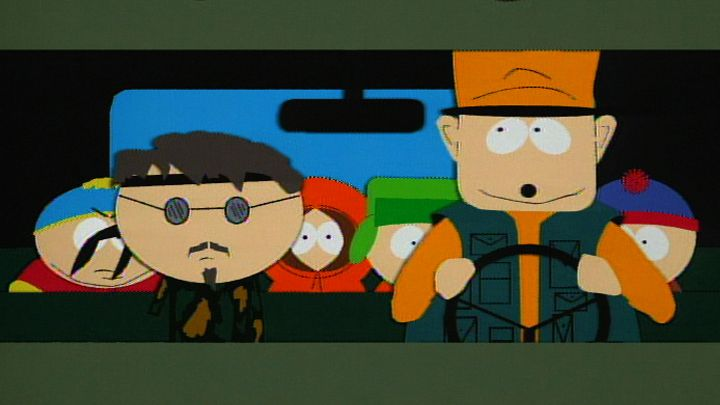 Rules of Hunting - Seizoen 1 Aflevering 3 - South Park