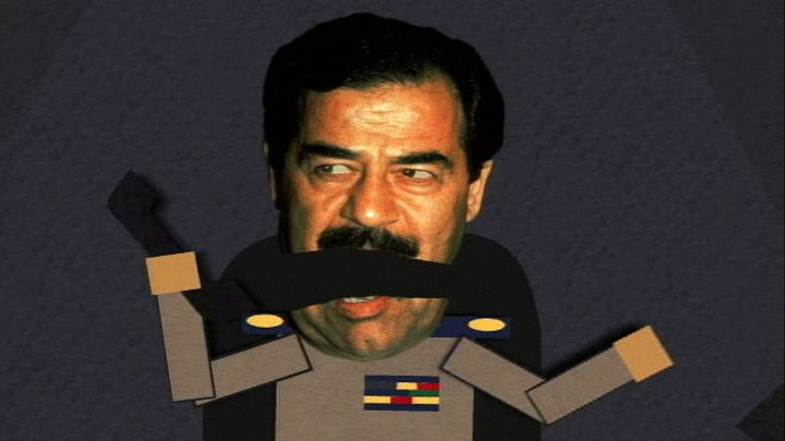 Saddam Hussein - Seizoen 2 Aflevering 1 - South Park