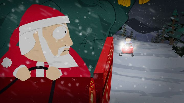 Santa vs. Randy - Season 23 Episode 10 - South Park