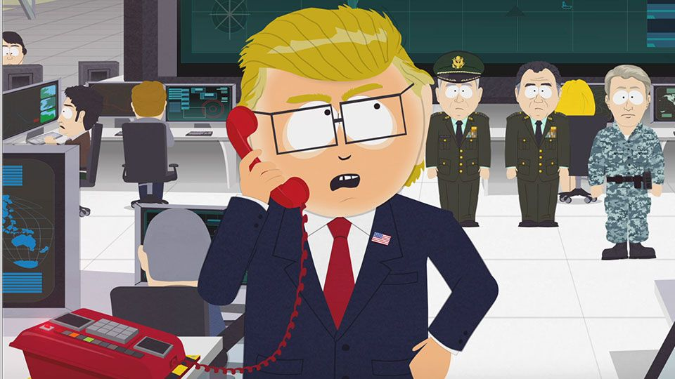Serious Diplomatic Stuff - Seizoen 20 Aflevering 9 - South Park