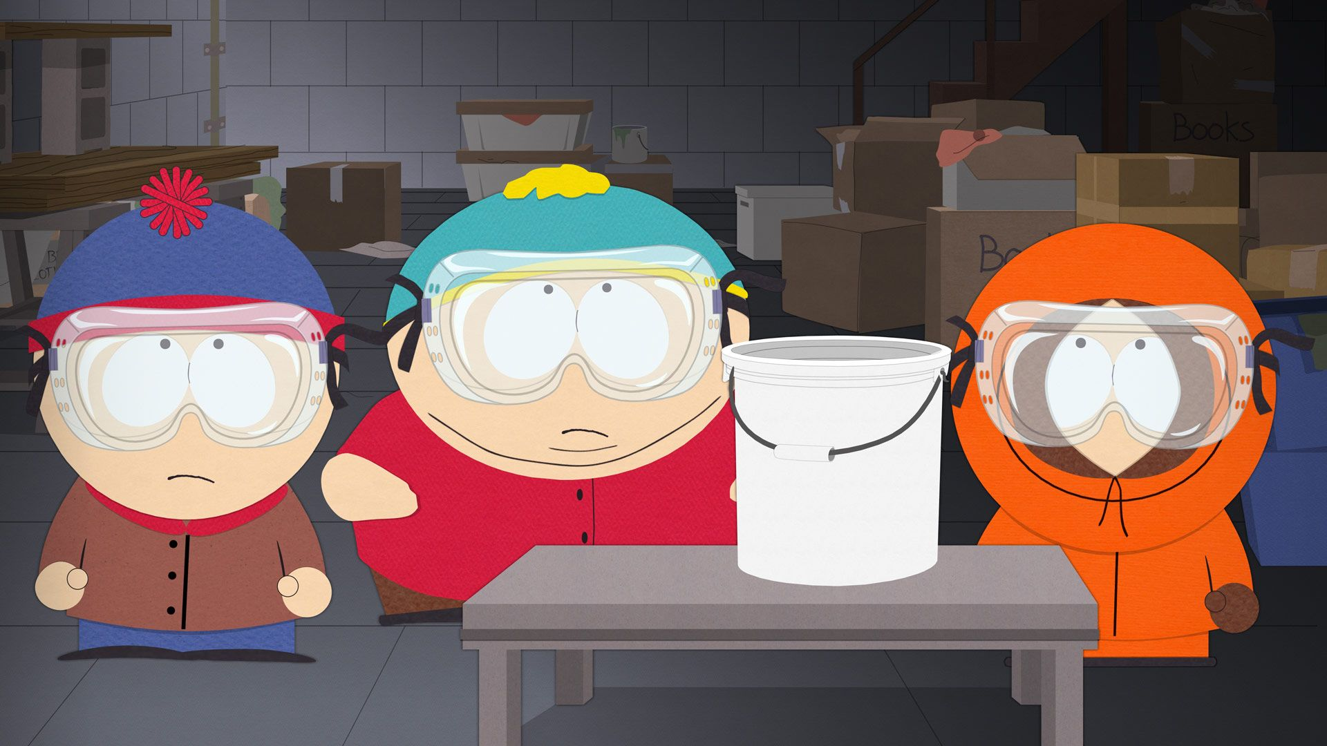 Turd Burglars - Season 23 Episode 8 - South Park