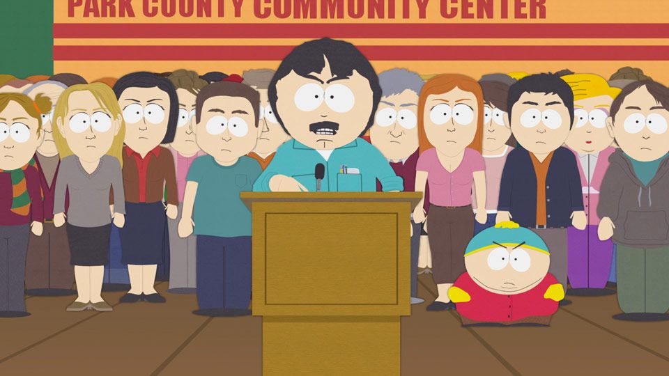 Shock and Outrage - Seizoen 16 Aflevering 1 - South Park