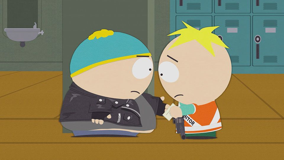Something I Can Use as Leverage - Season 22 Episode 1 - South Park