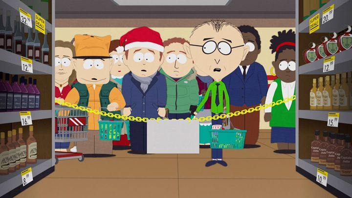 South Park Goes Dry - Season 23 Episode 10 - South Park