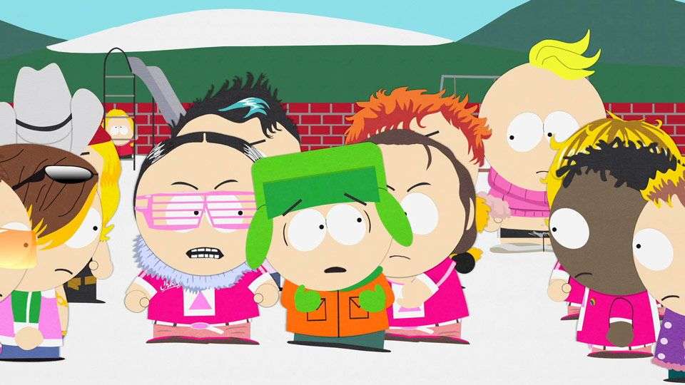 Straight Bashing (Season 7 - episode 8 - South Park Is Gay!)