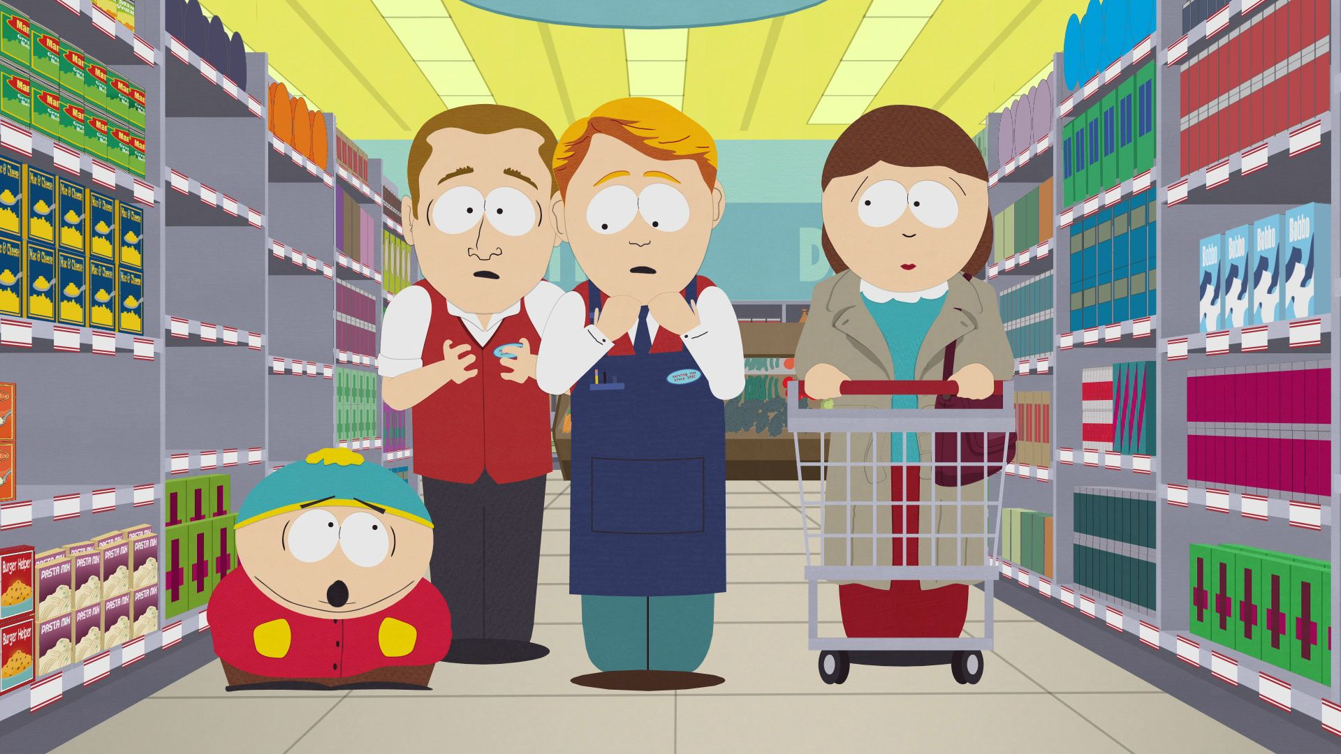 Stuffing Shortage - Seizoen 15 Aflevering 13 - South Park