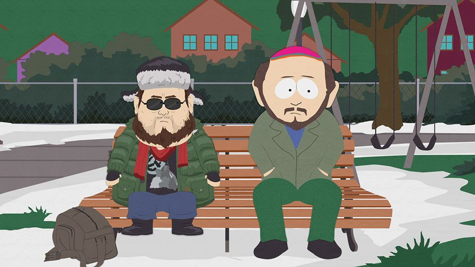 Stupid Harmless Locker Room Humor - Seizoen 20 Aflevering 4 - South Park