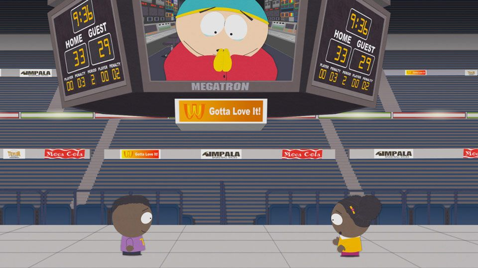 Supposed To Be Together (Season 16 - episode 7 - Cartman Finds Love)