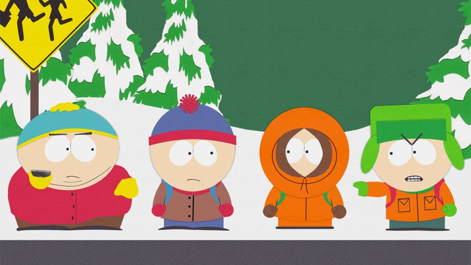 Take That Shit Off Speakerphone!! - Seizoen 17 Aflevering 1 - South Park