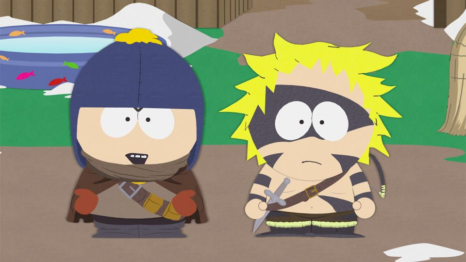 That's How Xbox People Are - Seizoen 17 Aflevering 7 - South Park