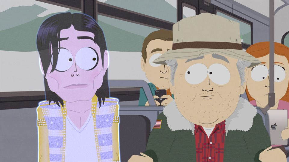 Goobacks - Season 8 Episode 7 - South Park