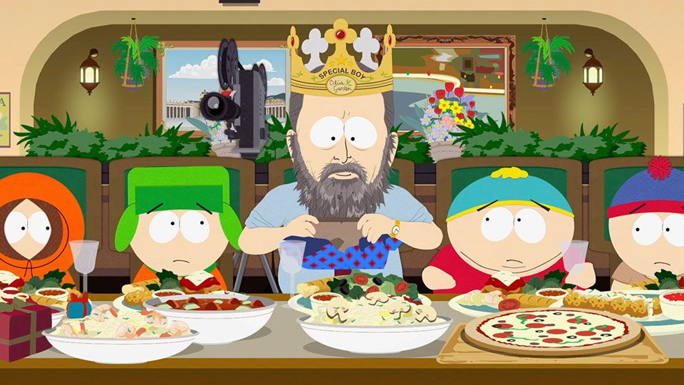 The Best Party Ever - Seizoen 22 Aflevering 6 - South Park