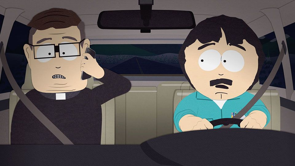 The Boys Are in Danger - Season 22 Episode 2 - South Park