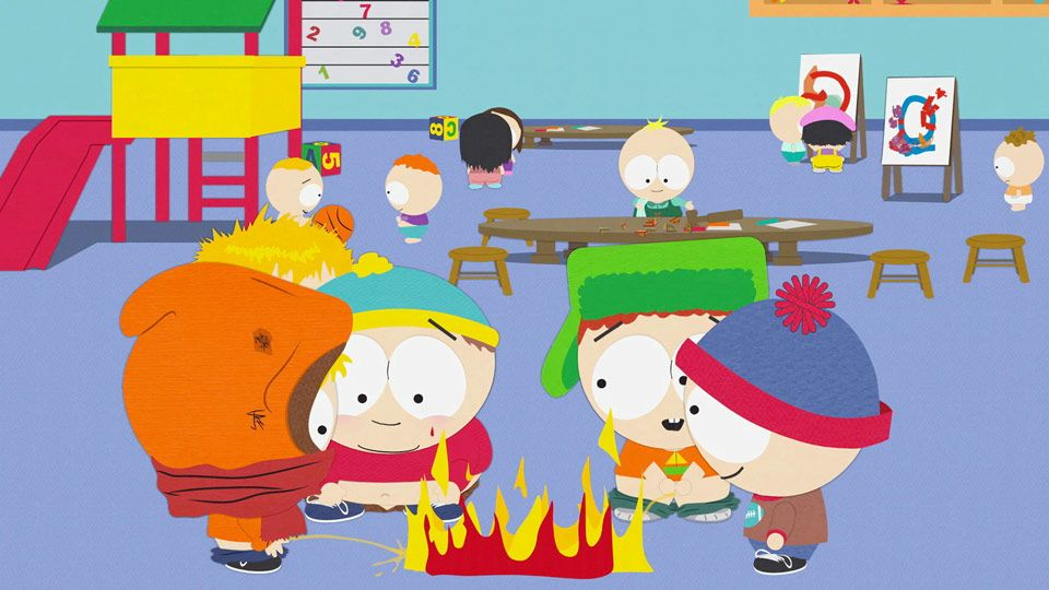 Pre-School - Season 8 Episode 10 - South Park