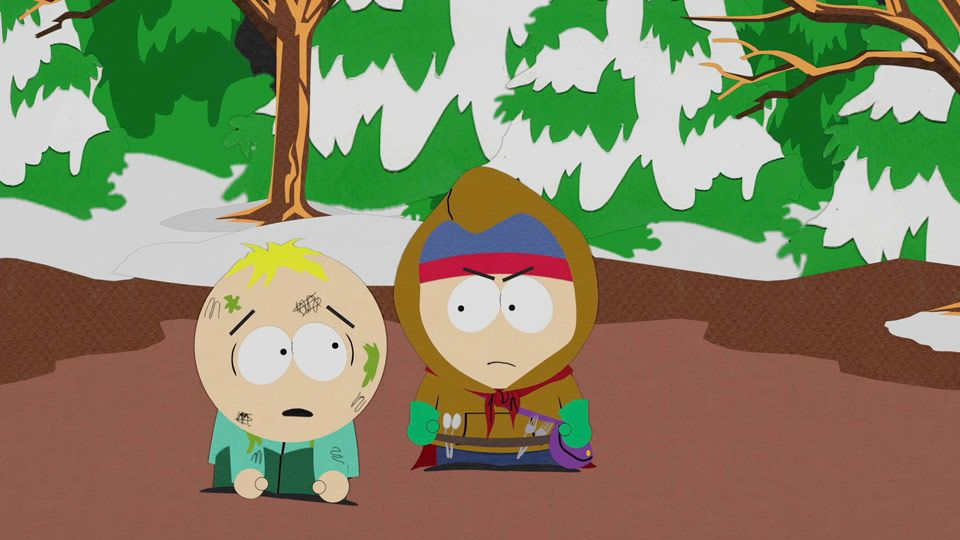 The Butters (Season 6 - episode 13 - The Return of the Fellowship of the Ring to the Two Towers)