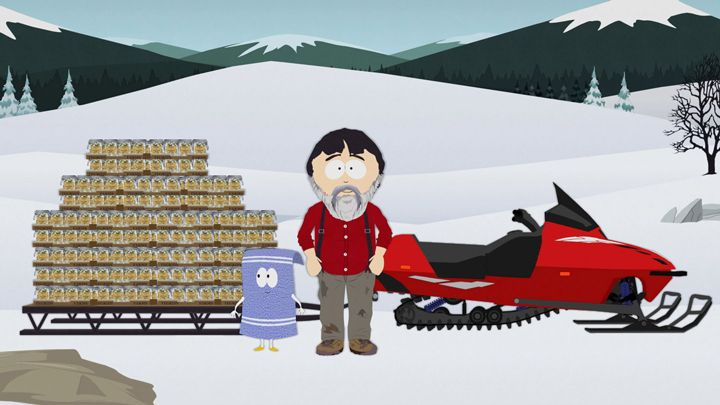 The Christmas Spirit Returns to South Park - Season 23 Episode 10 - South Park