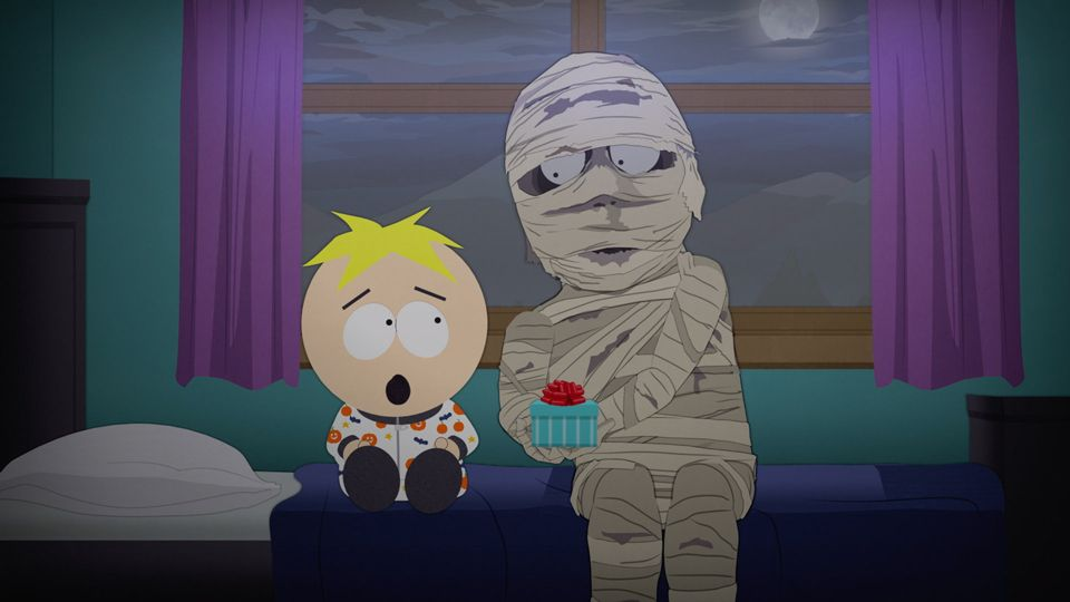 The Curse of Took-Tan-Ra - Seizoen 23 Aflevering 5 - South Park
