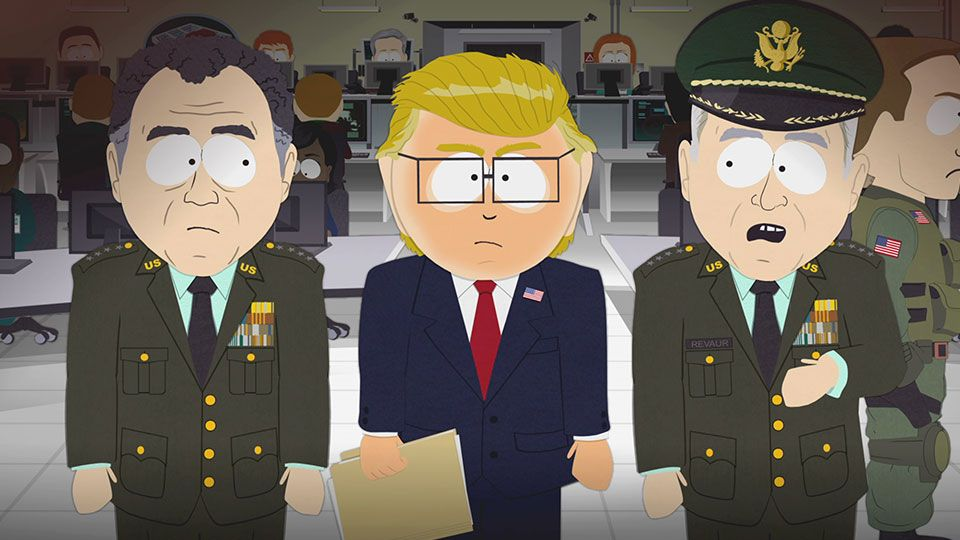 The Entire World Has Become Unstable - Seizoen 20 Aflevering 8 - South Park