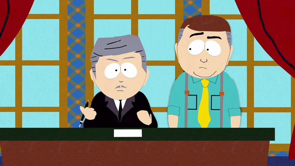 "The ""Free Eric Cartman Now"" Committee (Season 4 - episode 1 - Cartman's Silly Hate Crime)"
