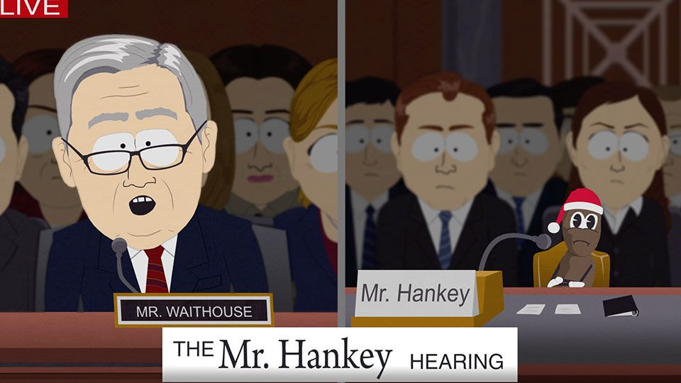The Hankey Hearings (Season 22 - episode 3 - The Problem with a Poo)
