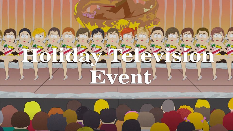 The Holiday Event of the Season! (Season 18 - episode 10 - #HappyHolograms)